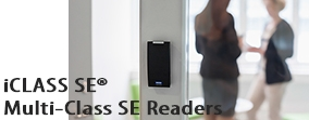 iCLASS SE® Multi-Class SE Readers