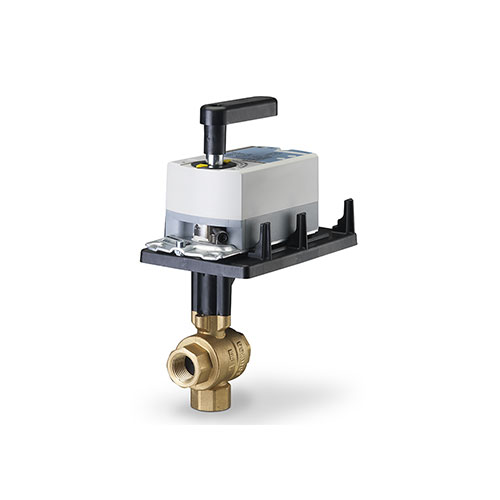 Siemens 599 Ball Valve Series