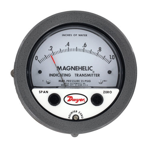 Series 605 Magnehelic Differential Pressure Indicating Transmitter