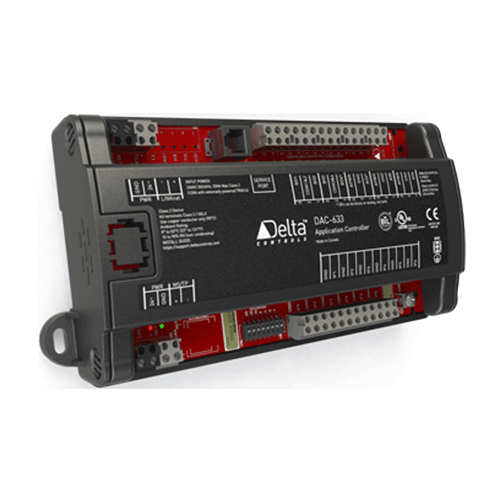 Delta Controls Application Controller DAC-633-R3