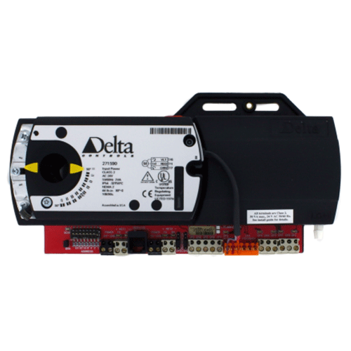 Delta Controls VAV Controller DVC