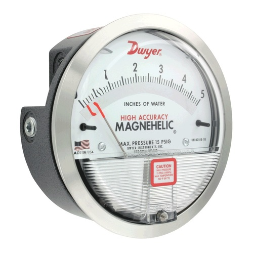 Series 2000 Magnehelic® Differential Pressure Gages