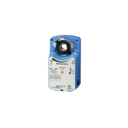M9108 Series Non Spring Return Damper Actuators