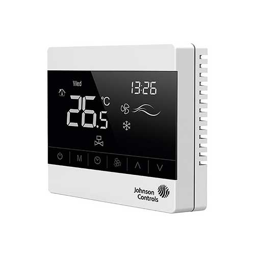 T8200, T8600 and T8800 T8 Touch Thermostat Series