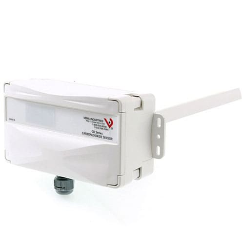 Standard Duct CO2 Sensors CDE