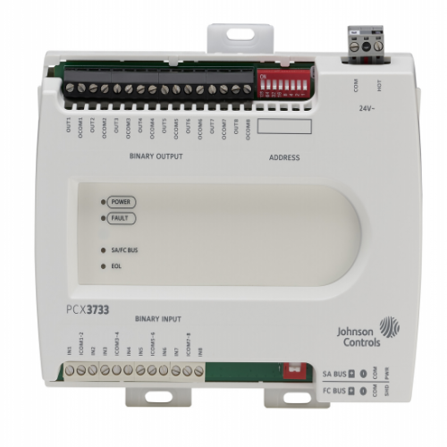 CH-PCX Expansion Input/Output Modules for the BCPro CH-PCX2723-0