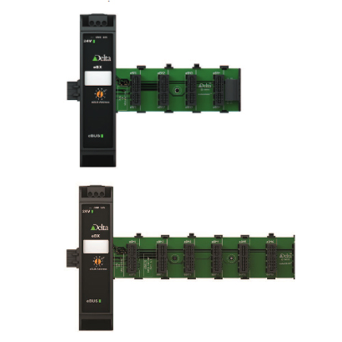 enteliBUS Backplane Expander