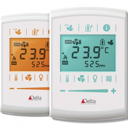 eZNT enteliZONE Network Thermostats