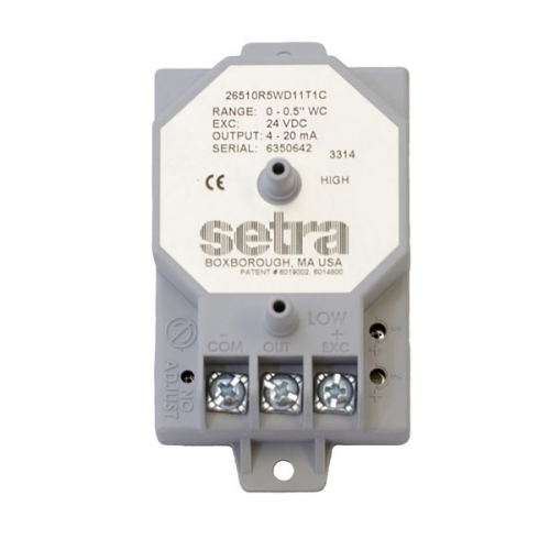 Model 265 Differential Pressure Transmitter