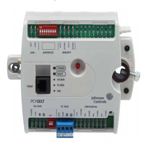 PCV Programmable VAV Box Controller Series
