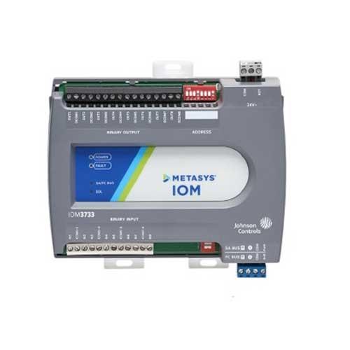 Input/Output Module Series MS-IOM3733-0