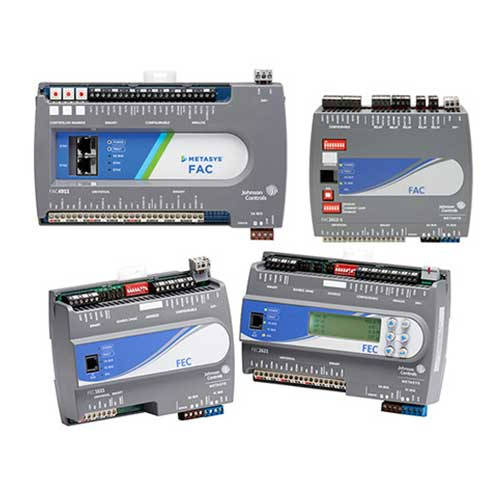 Field Equipment Controllers MS-FEC2621-0