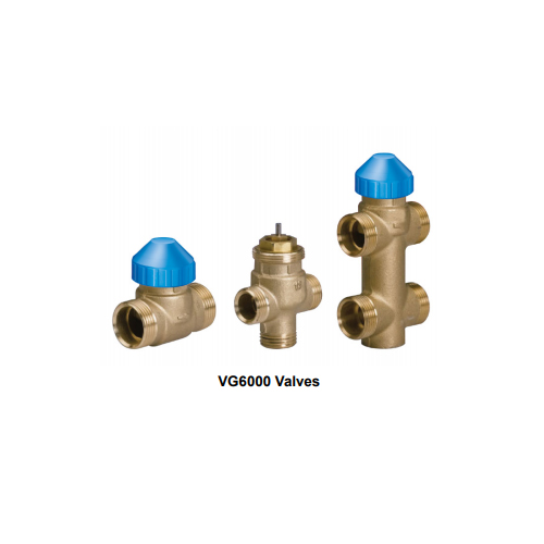 VG6000 Series Forged Brass Valves