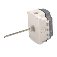 Water Temperature Sensor BA/10K-3-I-4-BB