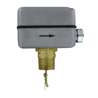 Water Flow Switch FS-2 Series