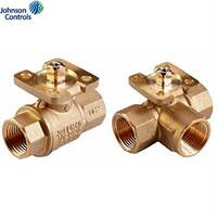 VG1205 / VG1805  2- and 3-way Control Valves with Stainless Steel Ball