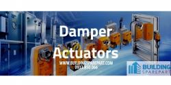 Cách Chọn Actuator Phù Hợp Cho Damper