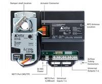 enteliZONE VAV Controller eZV-440-AS