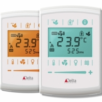 enteliZONE Network Thermostat eZNT-T304C-B