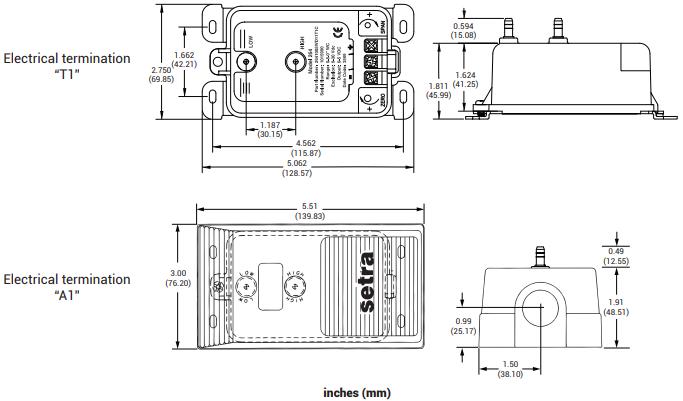 Model 264 Differential Pressure Transmitter