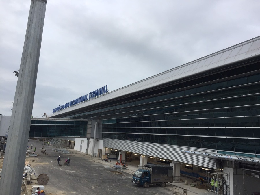 Cảng hàng không quốc tế Đà Nẵng - Vinteli - Buildingsparepart