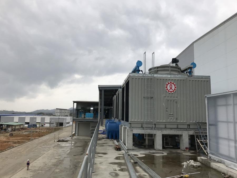 Nhà máy sản xuất linh kiện hàng không vũ trụ Sunshine  - Vinteli - Buildingsparepart