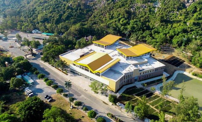 Nhà ga cáp treo Tây Ninh - Vinteli - Buildingsparepart